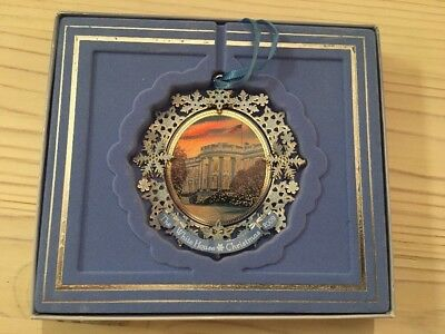 2009 Official White House Historical Association Christmas Ornament,  Cleveland