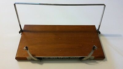 Vintage Read-Rite Study Board Book Stand Holder