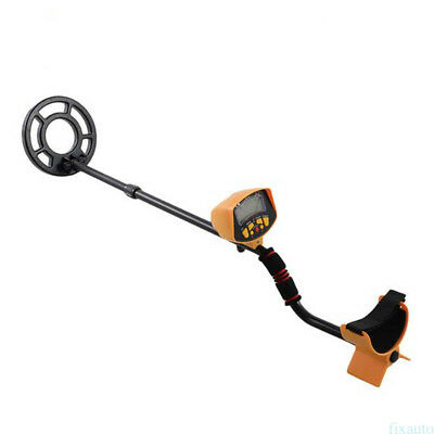 Hot  Metal Detector Handheld Coin Pointer Battery Powered LCD Sound Alarm US