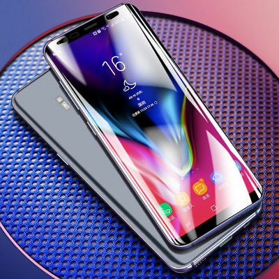 Premium Full Cover Soft Screen Protector Film for Samsung Galaxy S9 S9+ A7 A8