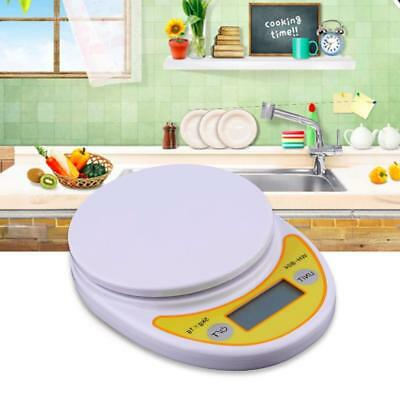 5kg/1g LCD Digital Electronic Kitchen Scale for Cooking Food Balance Weighing