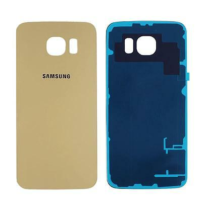 Back Door Battery Glass Rear Cover Case For Samsung Galaxy S6 edge