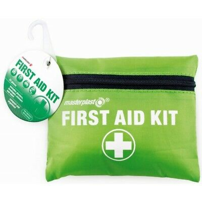 MINI HANDY SIZE 24pc FIRST AID 1ST AID KIT CYCLING RUNNING