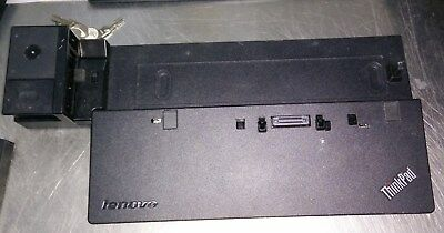 Lenovo 00HM918 SD20F82751 ThinkPad Pro Dock Type 40A1 USB 3.0 L540, X240, T440