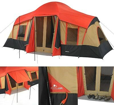 Ozark 10 Person Tent & Full Size Of C&ing Tentozark Trail 8 Person