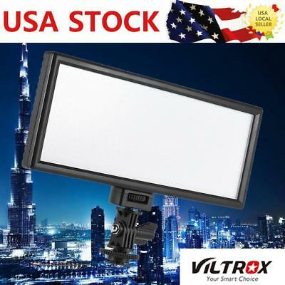 Viltrox L132T Photography Ultra-thin LED Video Fill Light Lamp Panel for DSLR