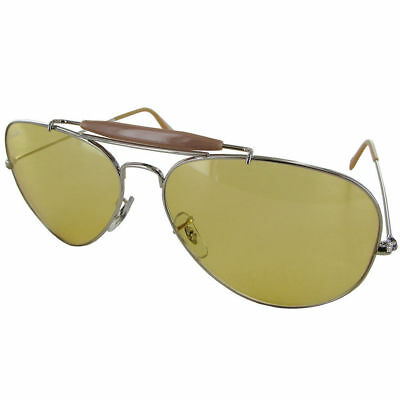 4150aa66a7 RAY BAN MENS Outdoorsman II RB3029 003 4A 62 Aviator Sunglasses ...