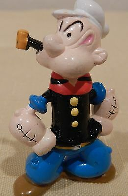 Popeye The Sailor Man with Pipe Tattoos Muscles PVC Figure Artoy K.F.S.
