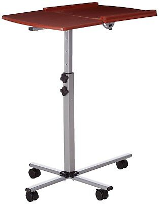 OpenBox Flash Furniture Angle and Height Adjustable Mobile Laptop Computer Table