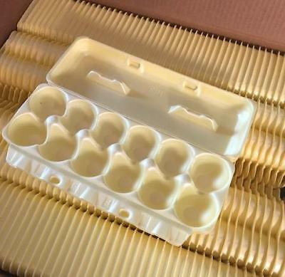 NEW EGG CARTONS - Box of 100 Poultry Equipment