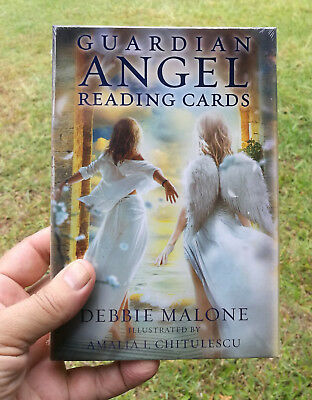 Guardian Angel Reading Cards Set by Debbie Malone