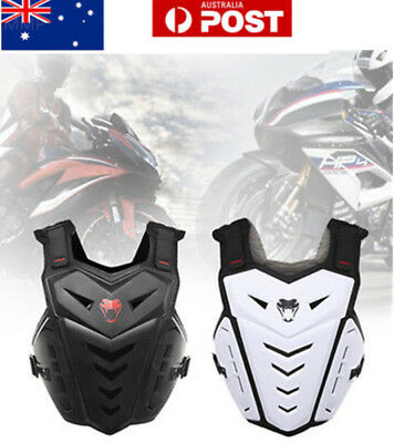 Bike Racing Riding Motorcycle Vest Chest Protector ATV MX Body Guard Armor Pro
