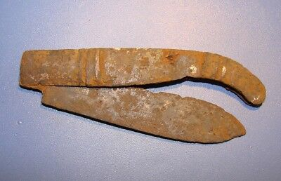 Ancient Cossack blade razor Iron.17th-18th century AD.Original.