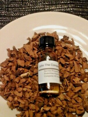 High John the Conqueror Oil Hoodoo Money Oil Conjure Oil Protection Oil