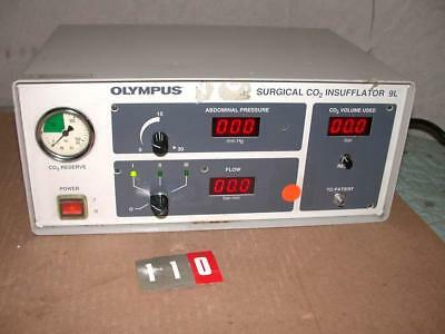 OLYMPUS C02 INSUFFLATOR 9L Surgical Type 01-03509-A2