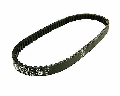 Piaggio Typhoon 50 DT AC 10-  Drive Belt by Dayco for DNA 50