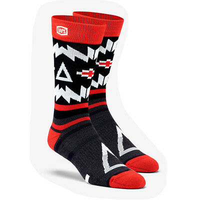 100% Jeronimo Athletic Motorcycle Socks