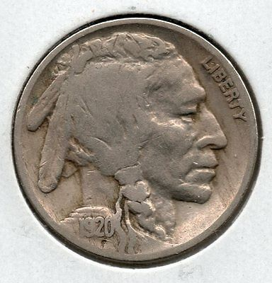 Nice 1920 Buffalo Nickel Great Collector Coin Buy it Now