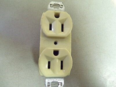 Duplex Receptacle Outlet 15A 125V *FREE SHIPPING*