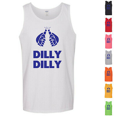 Dilly dilly funny bud light commercial cheers mens drinking beer dilly dilly funny bud light commercial cheers mens drinking beer tank tops aloadofball Choice Image