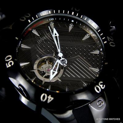 Invicta Marvel Black Panther Venom Automatic Open Heart Ltd Ed 52mm Watch New