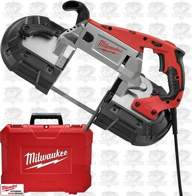 Milwaukee 6232-21 11 Amp Deep Cut Variable Speed Band Saw