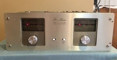 Phase Linear 700 SERIES  TWO Amplifier