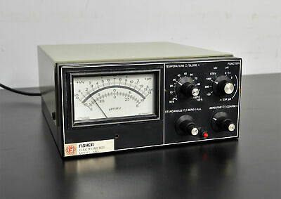 Fisher Scientific Electrometer Model 380 Titration