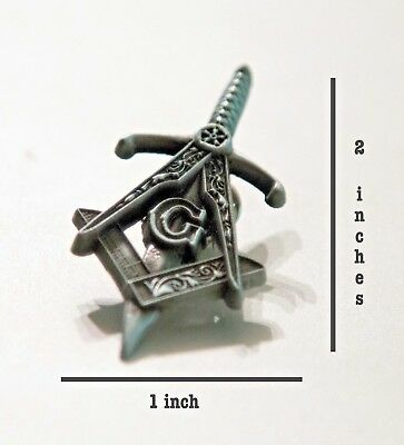 Freemason Masonic Lapel Pin