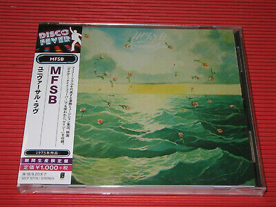2018 Disco Fever 40 MFSB Universal Love   JAPAN CD