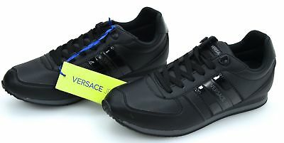 6dcce43d431 Versace Jeans Man Sneaker Shoes Casual Free Time Rubber Code E0Gqbsa1