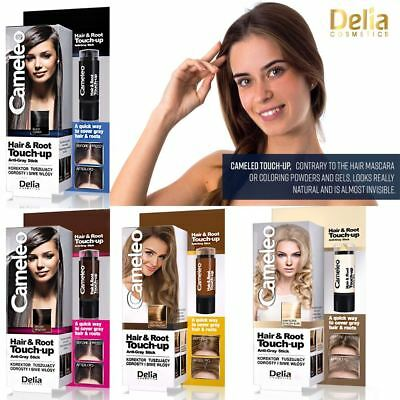 Cameleo Hair Root Touch-Up Anti-Gray Stick Hair Mascara Instant Hair Colour