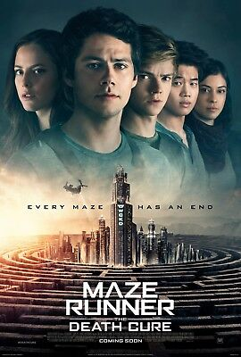 Maze Runner The Death Cure Poster 61x91cm ECONOMY