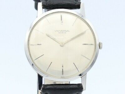 Movado Vintage Manual Winding Steel 28201-2