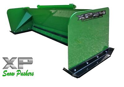 7' Low Pro John Deere snow pusher box LOCAL PICK UP-RTR Express Snow Pusher