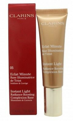 Clarins Instant Light Radiance Boosting Complexion Base - Women's For Her. New