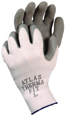 Showa Atlas 451 Large Gray Thermal Work Gloves FREE SHIPPING NEW BEST