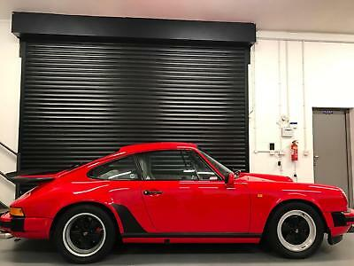 Porsche 911 Carrera 3.2 Coupe Sport G50 * Pristine Condition*
