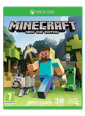 Minecraft Xbox One Edition Xbox One New and Sealed