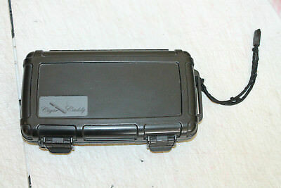 Otterbox Cigar Caddy Model 3000 Humidor 5 Stick Pre-Owned