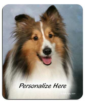 Shetland  Sheepdog  Sheltie ( 20 )    Personalized  Mouse Pad