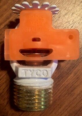 """Tyco Fire Sprinkler Head 1/2"""" K5.6 Pendent Ty323 155 Degree NEW 2014 Lot Of 10"""