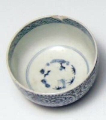 Edo period Old Imari Dyeing with octopus curcuma Antiquities EMS F/S*