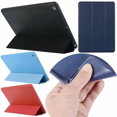 "New Shockproof PU leather Tpu Smart Stand Case Cover for ipad 9.7 "" 2017  2018"