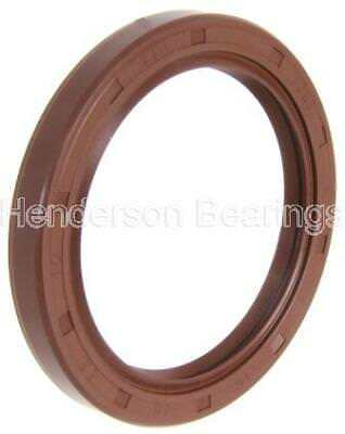 50x65x8mm R23 FPM Viton Rubber, Rotary Shaft Oil Seal/Lip Seal
