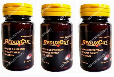 Reduxcut Best Weight Loss Fat Burn Pills Increase Energy Appetite Suppressant