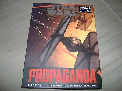 Star Wars Propaganda Inclus 10 Tires A Part Excclusifs Comme Neuf