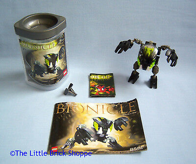 lego bionicle bohrok instructions