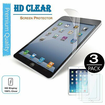 """HD Clear Screen Protector Shield Cover Film Guard For Apple iPad Pro 9.7"""" 3 Pack"""