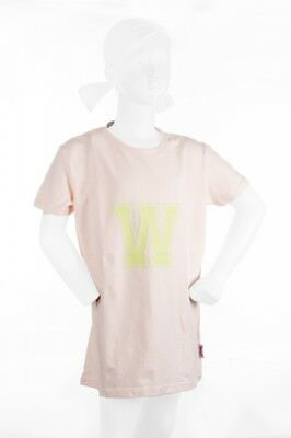 Kinder T-Shirt Wendy Yellow W HKM rosa 110/116